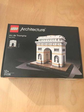 Lego Architecture Arco do Triunfo/Arc de Triomphe 21036