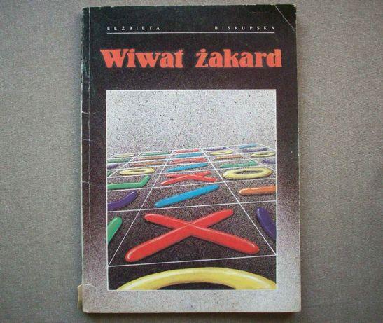 Wiwat żakard, E. Biskupska, 1990.