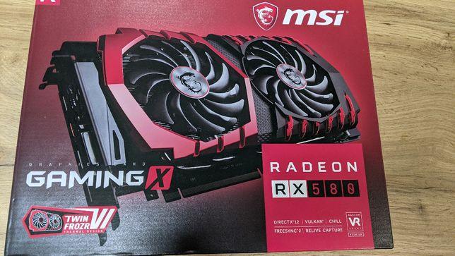 Msi Rx 580 4Gb Gaming X