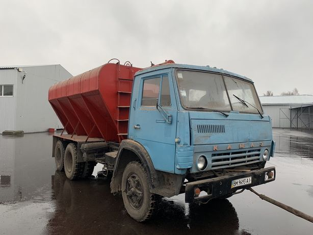 Камаз 5320 ЗСК