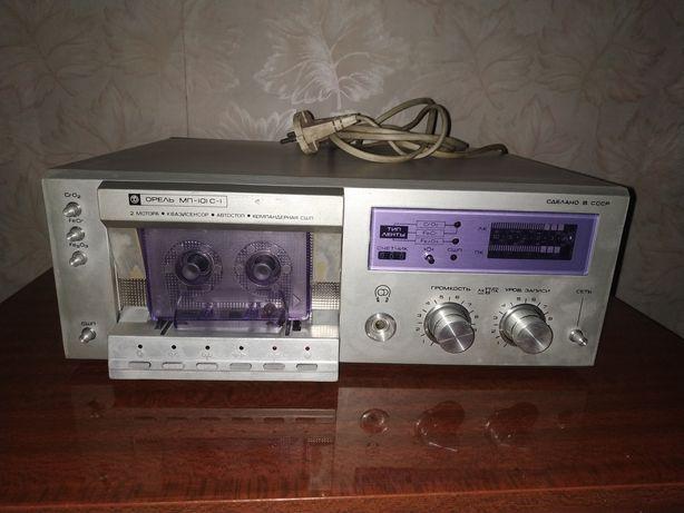 Продам магнитофон Орель МП 101 С-1