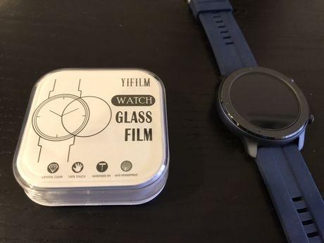 Smartwatch amazfit GTR Película vidro temperado