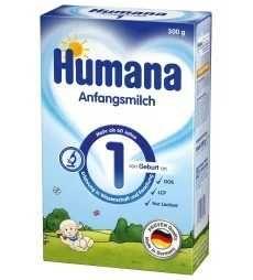 Молочная сухая смесь HUMANA 1