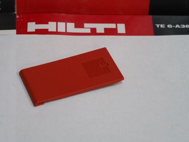 HILTI PD 30,32,38 pokrywka dalmierz laser pokrywa baterii