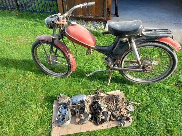 motorower nkomar,do odrestaurowania
