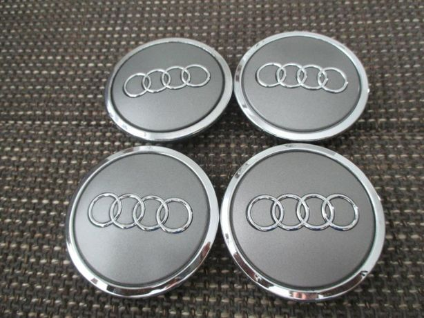 4x Zaślepka Dekielek Dekielki do Audi 69mm