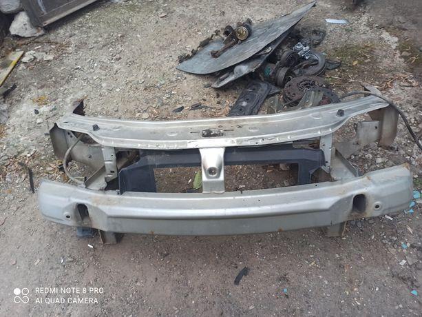 Розборка телевізор балка передня задня Dacia logan 2006-2012