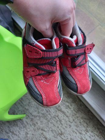 Кожаные кроссовки на мальчика, девочку
