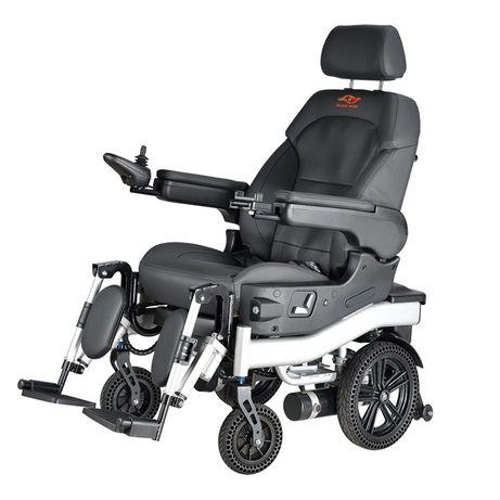 Wózek inwalidzki elektryczny wyposażony Holding Hands C2 GWAR24
