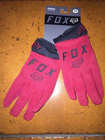 Luvas mota fox