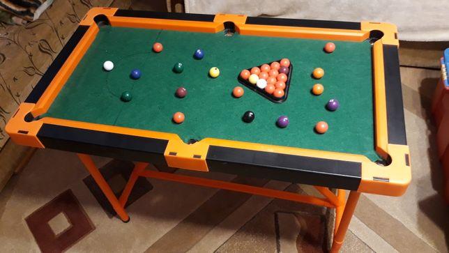 Stół bilardowy dla dzieci