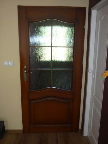 Drzwi wewnętrzne lite - komplet 3szt