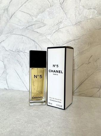Chanel 5 eau de toilette 50ml оригинал