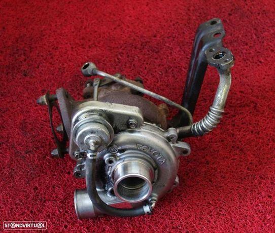 Turbo Toyota Hiace IV 2.5 D-4D  01-06