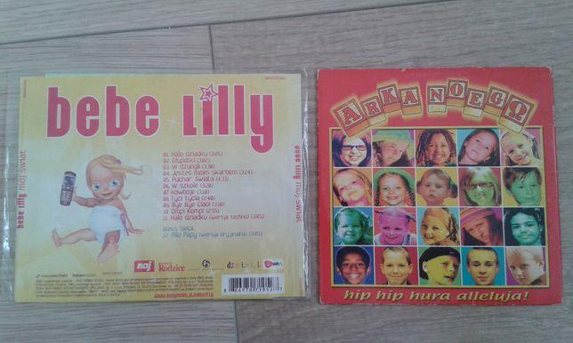 Piosenki CD dla dzieci zabawa najmłodszych