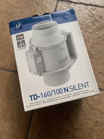 Exaustor S&P TD-160/100 N