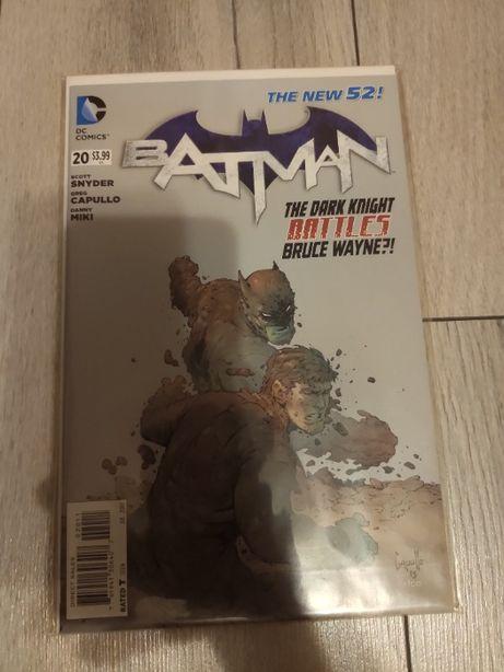 Batman #20 The New 52