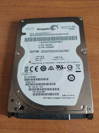 Dysk 2,5 cala Seagate Laptop thin HDD 500 GB
