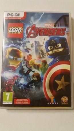 Lego Avengers MARVEL na pc