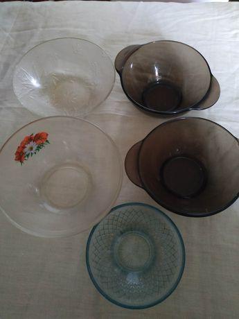 Стеклянная посуда для разогрева в микроволновке