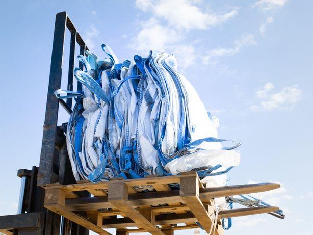 Worki big bagi mocne na materiały budowlane azbest big bagi big Begi