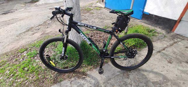 Электровелосипед Optima Battle Velorakera в отличном состоянии