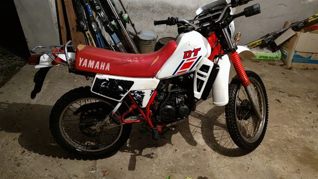 Yamaha Dt 80 Lc Cross Enduro (koła 18/21) 100ccm3 Parmakit Nicasil