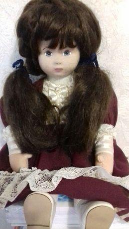 Кукла Glorex винтаж