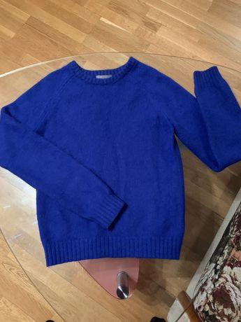 Ангоровый свитер джемпер кофта свитшот от COS sandro maje ангора