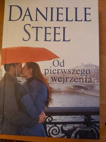 """""""Od pierwszego wejrzenia """" - Danielle Steel"""