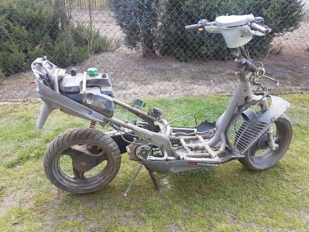 Derbi Predator GP1 Części ( Plastiki Koła Silnik Lagi Karter Hamulce
