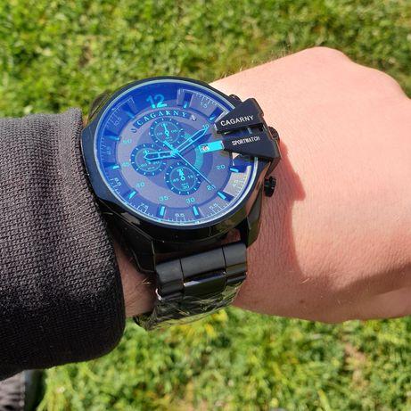 Zegarek męski + bransoletka Diesel - wysyłka gratis