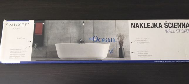 Naklejka Ocean na ścianę