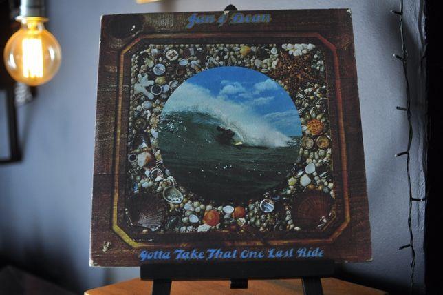 Jan & Dean – Gotta Take That One Last Ride/ 2x Winyl Surf Rock
