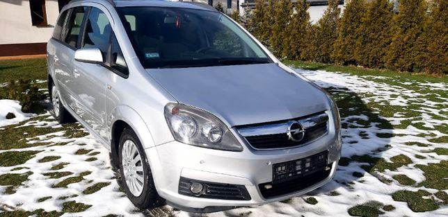 Opel Zafira B 1,6i 2005 r 7-osob