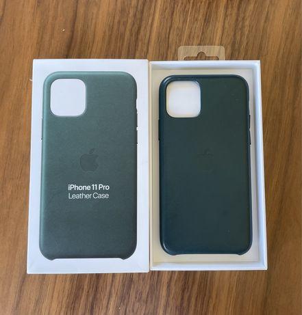 Capa Pele iPhone 11 Pro - Original