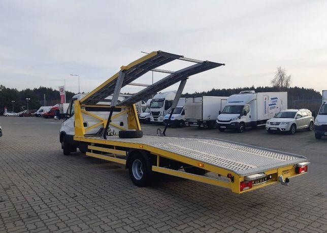 Нова платформа на евакуатор та автовоз