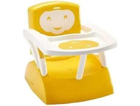 Cadeira bebé portátil para refeição