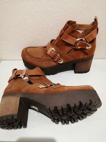 Sandália bota, 38