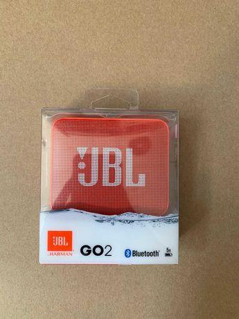 Coluna Bluetooth JBL GO2 - Novo