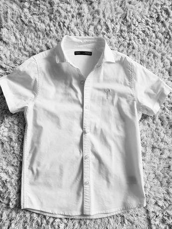 Рубашка короткий рукав 6-7 лет