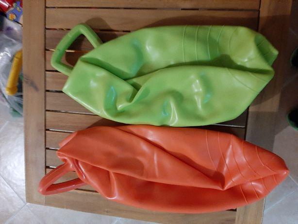 Conjunto 2 bolas saltitonas Imaginarium com pega confortável