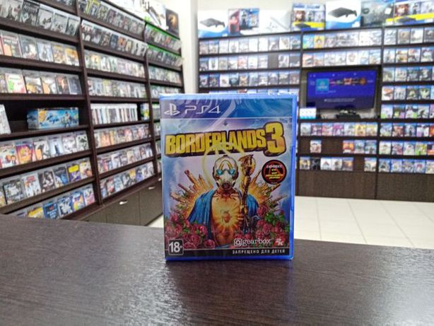 Borderlands 3 для PS4