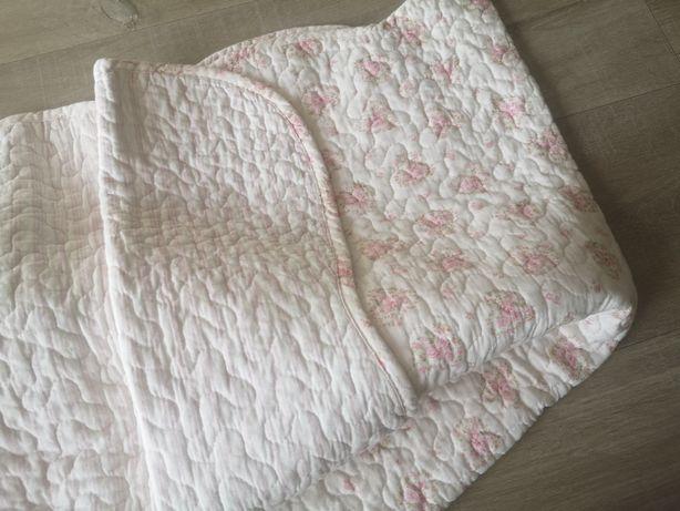 Narzuta prowansalska na łóżko 130x180