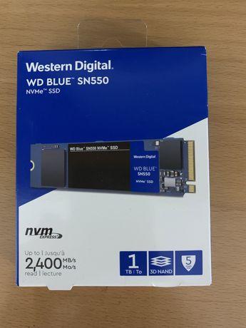 SSD NVME WD BLUE 1TB (novo)