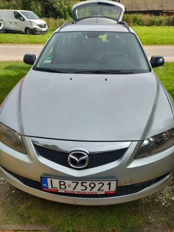 Mazda 6 2.0 136 km
