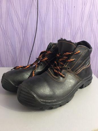 Рабочие ботинки зимние