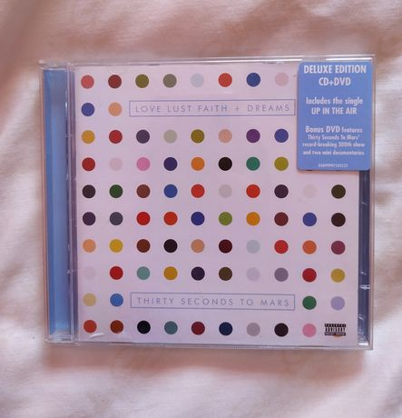 CD Thirty Seconds to Mars - 'Love Lust Faith + Dreams'