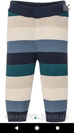 Вязаные теплые штаны,ползунки,ретузы Lupilu