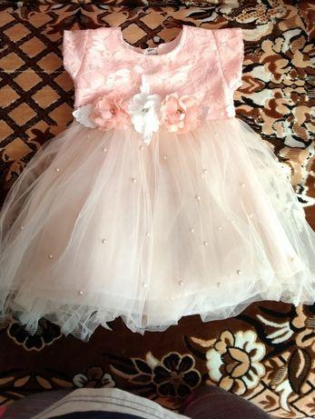 Продам нарядное платье, недорого в хорошем состоянии! Одевали один раз